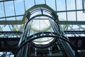 metal pour ascenseur