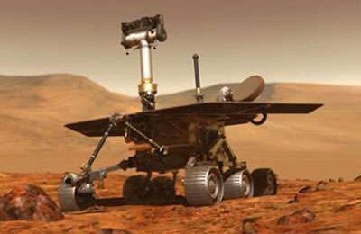 des roues en alu pour le robot-géologue envoyé sur mars